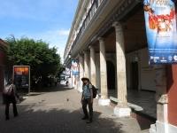 In Mazatlan