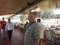 Auf Essenssuche im Markt
