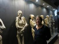 Im Mumienmuseum