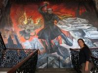 Freiheitskämpfer und Namensgeber Morelos