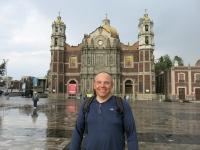 Vor der alten Basilika