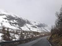 Juni in Norwegen