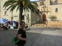 28 Grad in Oaxaca