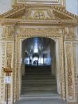 Netter Museumseingang