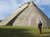 Uxmal-Pyramide