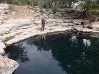 Cenote bei Dzibilchaltun