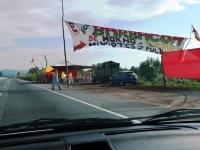 Grillrestaurant an der Autobahn
