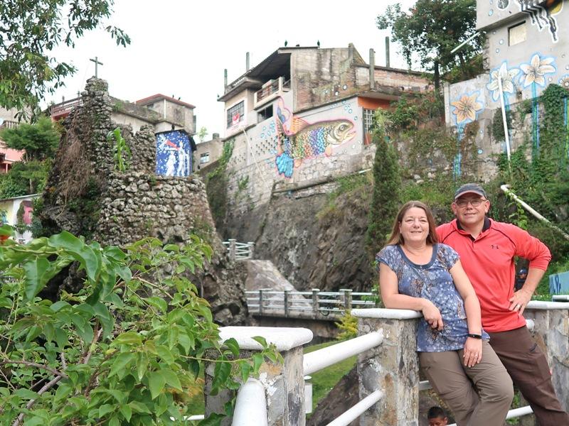 Beim Xochipila-Felsen
