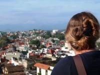 Blick zum Pico de Orizaba
