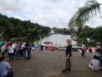 Im Parque Paseo de los Lagos