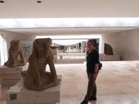 Museum mit Hanglage