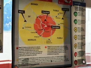 8_Gefahrenzonen der Vulkanregion
