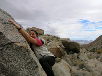 Klettern notwendig