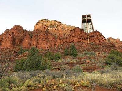 Kirche im Sandstein