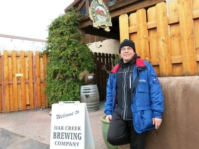 Abends eine Brauerei gefunden