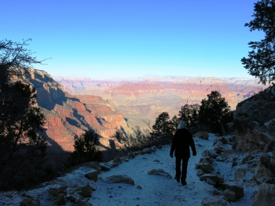 Der South Kaibab Trail