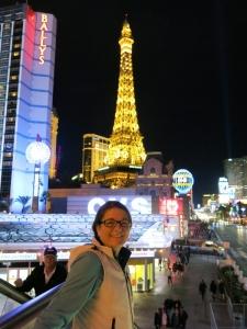 Auf Stippvisite in Las Vegas