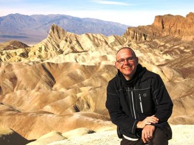 Death Valley - Zabriskie Point Olli