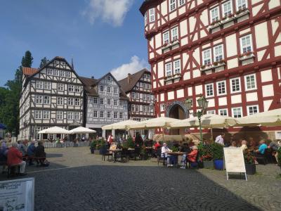 Marktplatz Melsungen