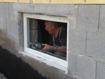 Fenster rein