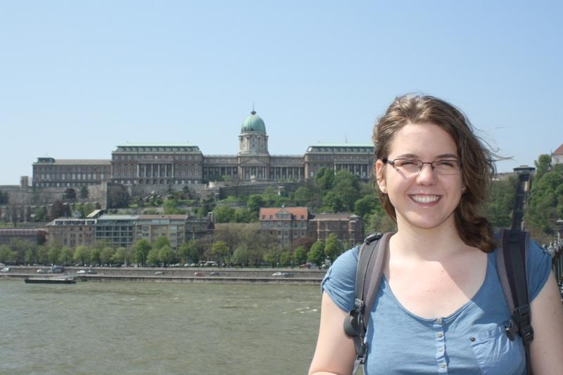 Lisa mit Burgpalast