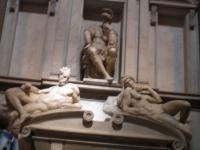Medici Kapelle, mehr Michelangelo