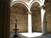 Palazzo-Innennhof