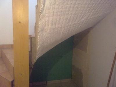 Die Kellertreppe