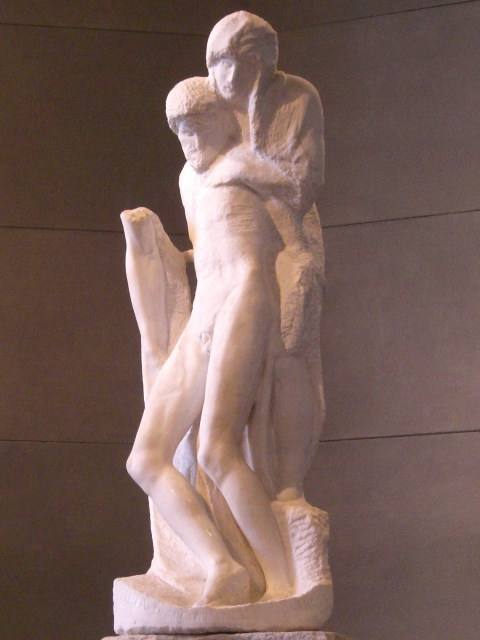 Michelangelo: Pieta Rondanini