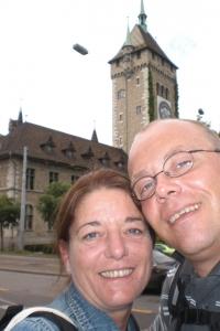Zwischenstopp in Zürich