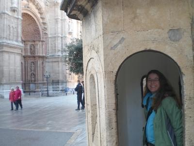 Kathedralenwächterin