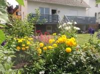 Haus im Juli