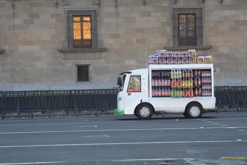 Getränkelieferant Mexico City