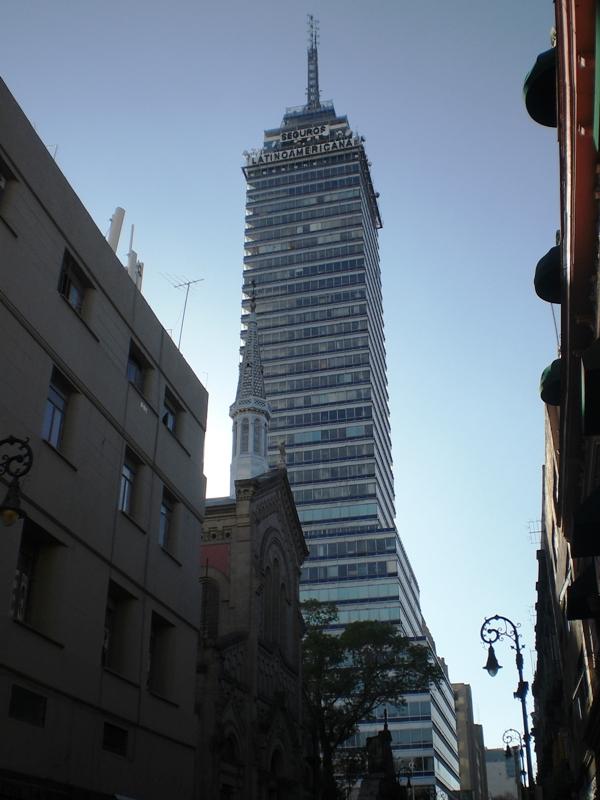 Torre Latinoamericano