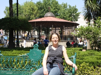 Park in Coyoacan