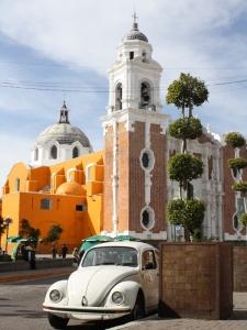 Typisch Mexiko: Tlaxcala