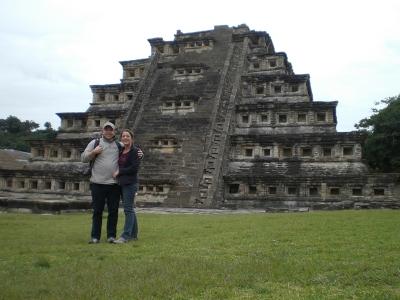 El Tajin Nischenpyramide