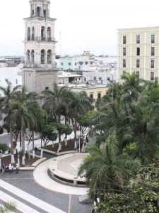 Zocalo Veracruz