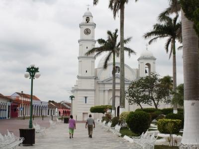 Kirche 1 in Tlacotalpan