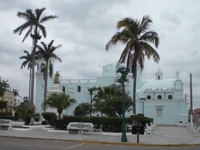 Kirche 2 in Tlacotalpan