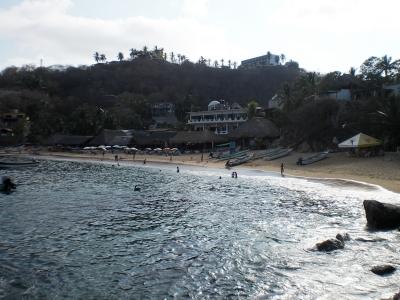 Strand Puerto Angel