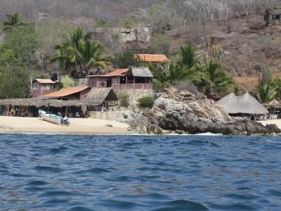Playa Estacuhite - unsere Zuflucht