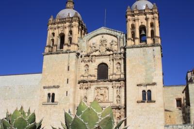 Kirche Oaxaca