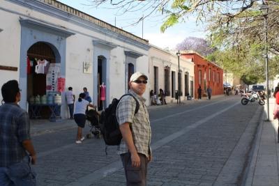 Angekommen in Oaxaca
