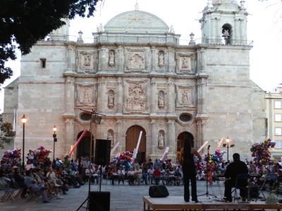 Kathedrale Oaxaca