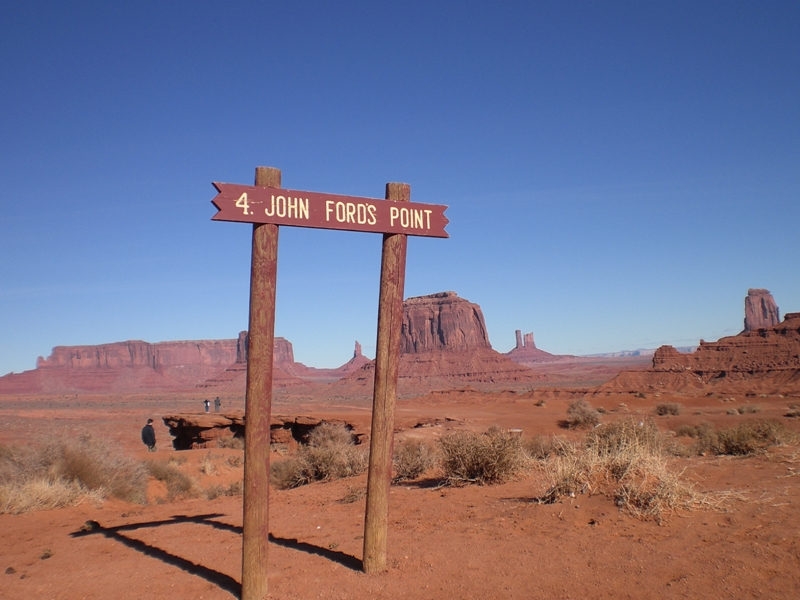 John Ford Point