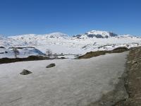 Schnee-Fjell
