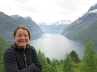 Beginn Geirangerfjord