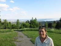 Blick auf Oslofjord