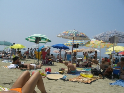 Oeffentlicher Strand